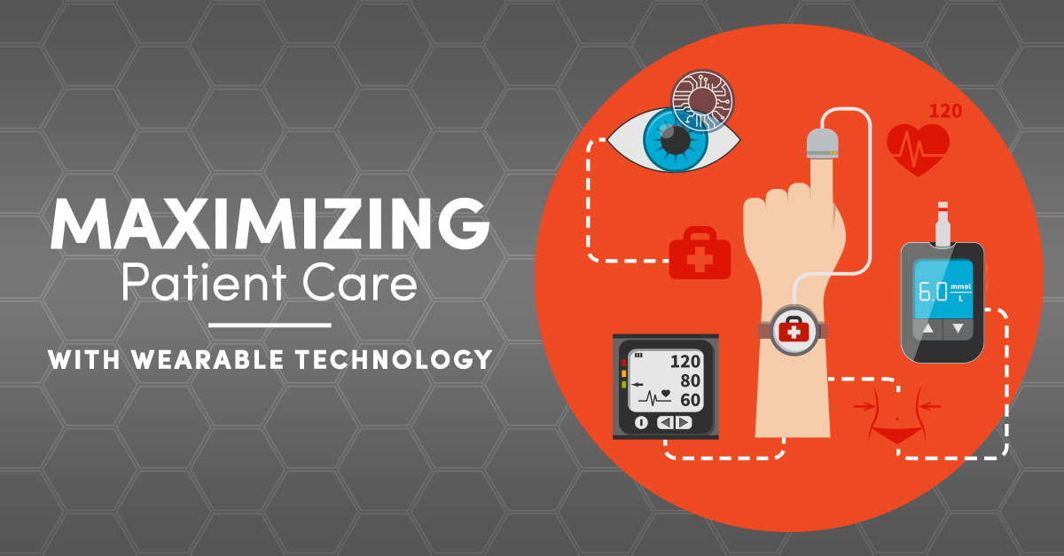 Healthcare Wearable Technology That Maximizes Patient Care
